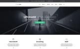 Template Web Flexível para Sites de Consultoria №61349
