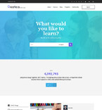 Education PrestaShop Template 61407