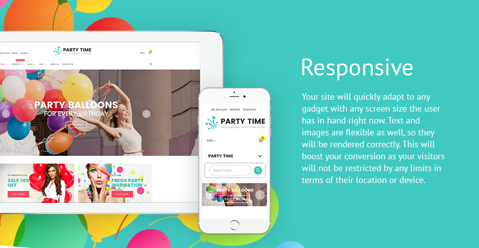Entertainment Responsive Shopify Theme
