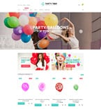 Entertainment Shopify Template 61413