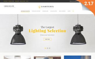 Lightedix - Lightning Store Responsive Magento Theme
