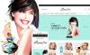Адаптивний PrestaShop шаблон на тему магазини косметики New Screenshots BIG