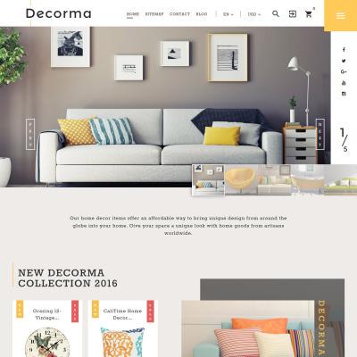 th mes prestashop pour sites de meubles th mes prestashop pour sites d 39 int rieur. Black Bedroom Furniture Sets. Home Design Ideas