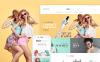 Modello Magento Responsive #61418 per Un Sito di Parrucchiere New Screenshots BIG