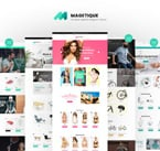 Fashion Magento Template 62000