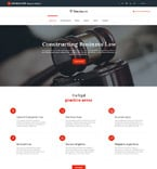 Law Joomla  Template 62001