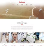 Wedding WordPress Template 62018