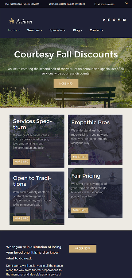 ADOBE Photoshop Template 62025 Home Page Screenshot