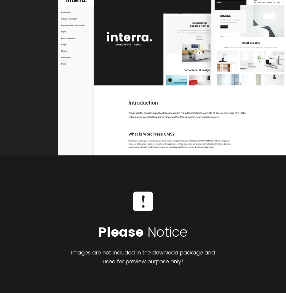 Looking For A Stylish Interior Design WordPress Theme Your Website Check Out Interra Beautiful Solution DCcor Agencies And Exterior