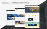 Apollo - Solar Energy Company Responsive WordPress Theme