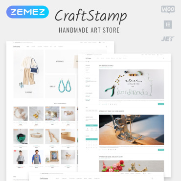 Preview image of Craftstamp - Handmade Art Store