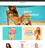 Fashion VirtueMart  Template 62061