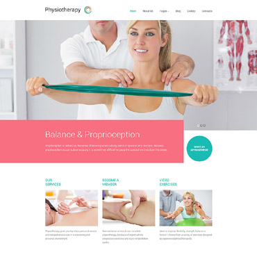 Preview image of Physiotherapy - Medical Treatment