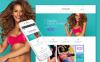 Responsivt Magento-tema för simkläder New Screenshots BIG