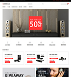 Magento Themes #62092 | TemplateDigitale.com