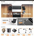 Magento Themes #62094 | TemplateDigitale.com