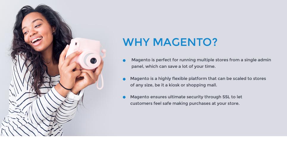 Photonial - Photo & Video Store Magento Theme