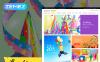 Адаптивний Magento шаблон на тему хелловін New Screenshots BIG