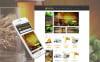 Адаптивний OpenCart шаблон на тему пивоварня New Screenshots BIG
