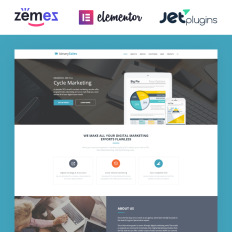 seo website wordpress themes