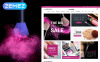 Cosmetta - Tema Magento responsive per negozi di cosmetici New Screenshots BIG