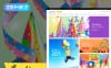 """Lantiana - Party Supplies"" Responsive Magento Thema New Screenshots BIG"