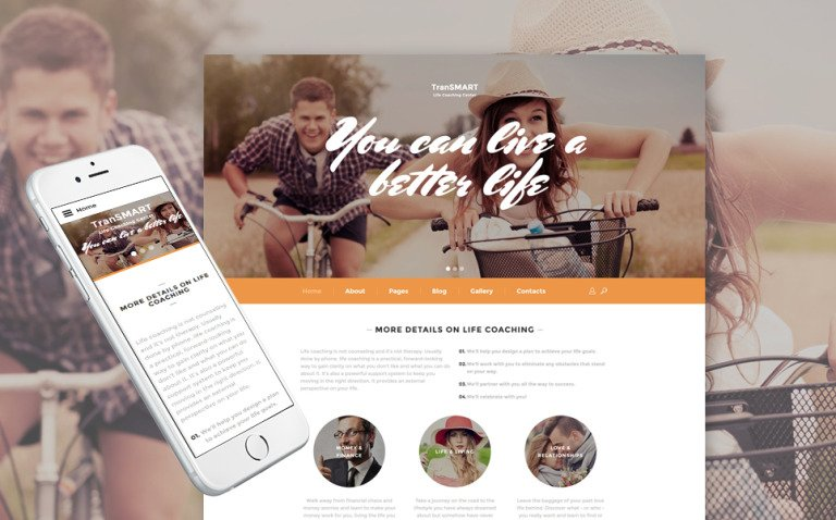 Life Coach Responsive Joomla Template New Screenshots BIG