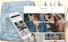 Magento тема модный магазин №62096 New Screenshots BIG
