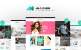 Magetique - A legátfogóbb többcélú Magento 2 téma