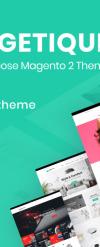 Magetique - Das umfangreichste multifunktionelle Magento 2 Theme New Screenshots BIG