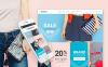 Modello Magento Responsive #62099 per Un Sito di Borse New Screenshots BIG