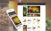 "OpenCart шаблон ""HomeBrew - Brewery Responsive"" New Screenshots BIG"