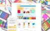 Responsive Kırtasiye  Shopify Teması New Screenshots BIG