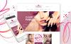 Responsive Tırnak Salonu  Magento Teması New Screenshots BIG