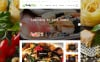 Tema de WordPress para Sitio de Cocina New Screenshots BIG