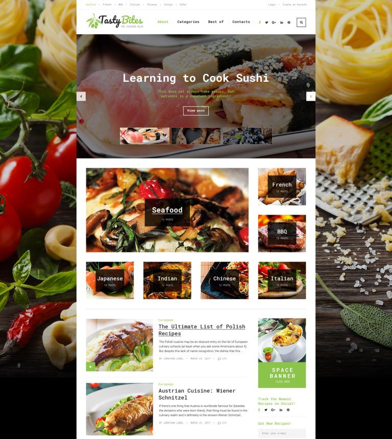 Tema WordPress Flexível para Sites de Míni mercado №62036