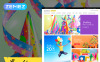 "Template Magento Responsive #62095 ""Lantiana - Party Supplies"" New Screenshots BIG"