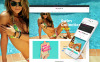 Template VirtueMart Flexível para Sites de Lingerie №62061 New Screenshots BIG