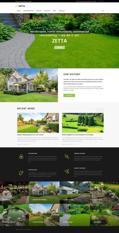 Zetta - Exterior, Garden & Landscape