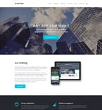 Software WordPress Template 62109