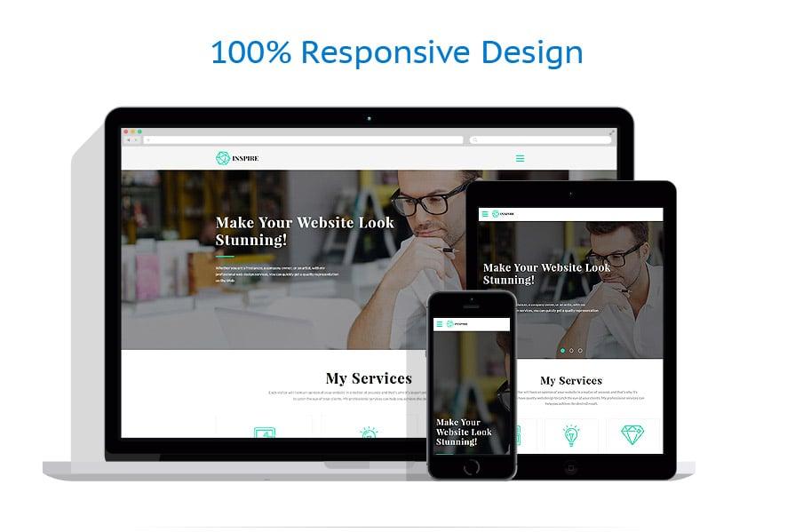 Modèles HTML5 Web design #62124