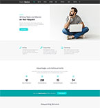 Website Templates #62125 | TemplateDigitale.com