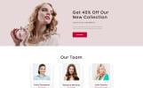 Responsive Perfumor - Cosmetics Store Multipage Creative HTML Web Sitesi Şablonu