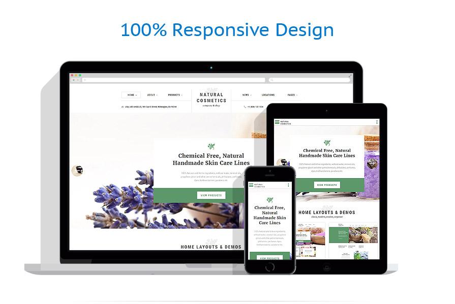 Modèles HTML5 Beauté #62133
