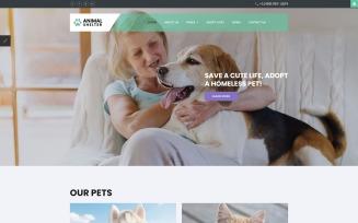 Animal Shelter Joomla Template