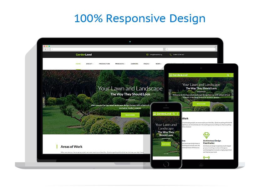 Exterior design website template 62146 for Exterior design templates