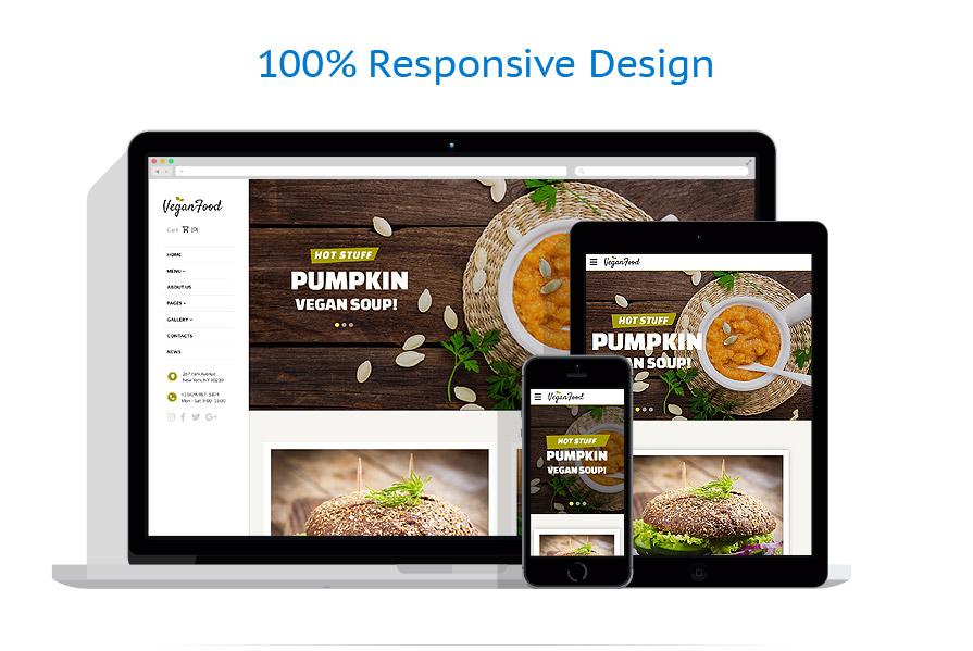 Modèles HTML5 Café et Restaurant #62171