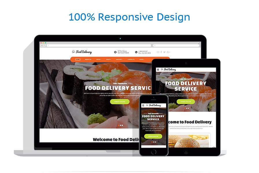 Modèles HTML5 Café et Restaurant #62172