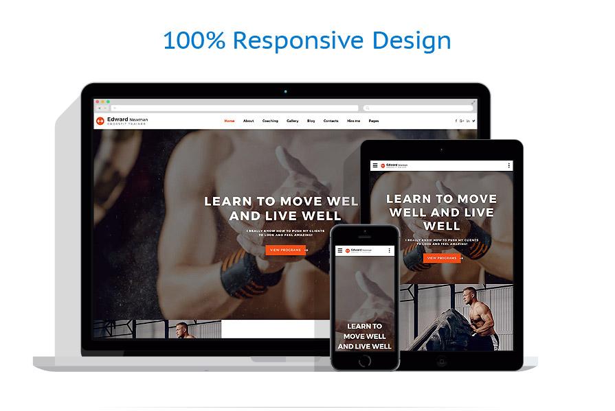 Modèles HTML5 Sport #62182