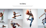 Contemp - Dance School Multipage Creative Bootstrap HTML Website Template